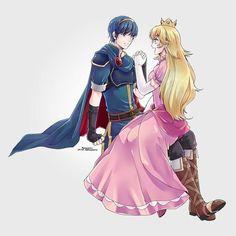 Cute Characters, Cartoon Characters, Video Game Anime, Video Games, Nintendo Super Smash Bros, Princess Peach, Princess Zelda, My Character, Super Mario