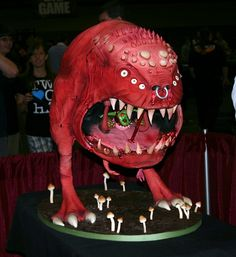 Warhammer Ace of Cakes  I still can't believe this is a cake