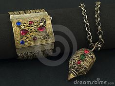 Bosnian jewelry