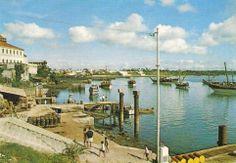 Old Port Mombasa 1960s