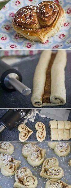 #bakery #apple #bunwithcinnamonandapple