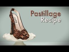 How-to Make PASTILLAGE - YouTube