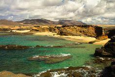 Playa de ojos, Punta de Jandia, Fuerteventura