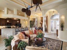 Perfect Florida Living Room