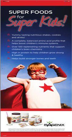 Super Foods for Super Kids