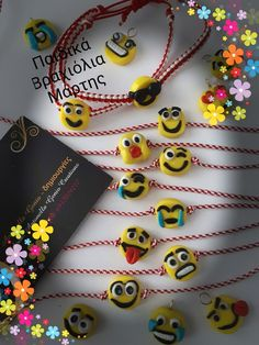 Παιδικά βραχιόλια Μάρτης Washer Necklace, March, Bracelets, Jewelry, Jewlery, Bijoux, Jewerly, Bracelet, Bangles