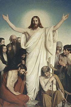 Jesus Painting, Painting & Drawing, Image Jesus, Come Unto Me, Life Of Christ, Jesus Lives, Vincent Van Gogh, Home Art, Prayers
