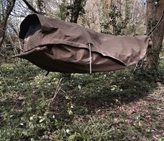 Our Adventurer bedroll is made from a robust, waterproof military-grade canvas, uses a simple aluminium shock corded pre-curved pole system with a fully enclosed head cover and mosquito netting. It features a thick canvas base to give an all-canvas bedr Bushcraft Camping, Canoe Camping, Camping Survival, Survival Gear, Camping Gear, Outdoor Camping, Bushcraft Skills, Bushcraft Gear, Camping Tricks
