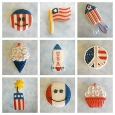 The Partiologist: Cookies - American Style!