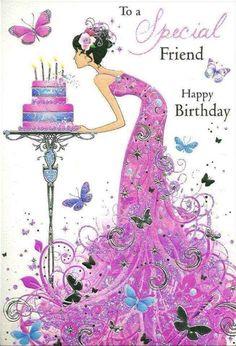 50 Birthday Wishes For Best Friend