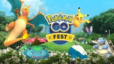 Pokemon GO - 750 million downloads new in-game event on June 13 Pokemon GO Fest Chicago