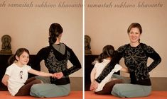 Yoga with Mom