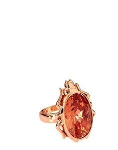 Rose Gold Beetle Ring