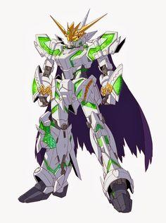 GUNDAM GUY: Awesome Gundam Digital Artworks [Updated 5/20/15]