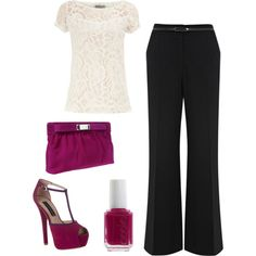 POP of color!, created by punkbabe549 on Polyvore