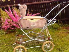 Nabízím retro kočárek značky Liberta. Retro, Baby Strollers, Children, Prams, High Chairs, Antique Cars, Cribs, Baby Prams, Young Children