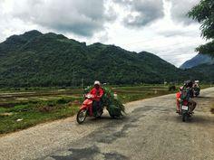 Road trip to Pu Luong, Vietnam