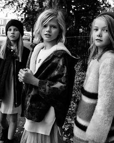 Streeters - Zara Kids Autumn/Winter 2016 Campaign , Source by tween outfits winter Zara Kids, Vogue Kids, Amusement Enfants, Moda Zara, Zara United Kingdom, Campaign Fashion, Stylish Kids, Child Models, Kids And Parenting