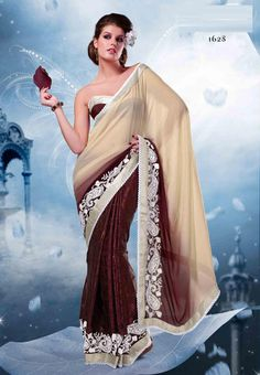 A huge sparkling collection of Indian ethnic wear in our attention-grabbing online showroom whose variety is growing every month. @ Shop online at http://jugniji.com/sarees/charming-sarees/new-charming-sarees-1322.html