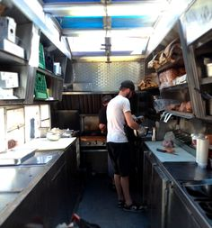 food truck interior - Google Търсене