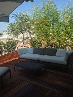 roof balcony bilune studio design and forniture