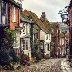Rye, East Sussex I need to live here Wonderful Places, Great Places, Beautiful Places, East Sussex, Rye Sussex, The Places Youll Go, Places To Visit, England Countryside, English Village