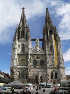 Dom St.Peter Regensburg,Germany