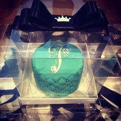 Mini bolo lembrança 15 anos