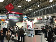 We have already reached the third day of the BAU 2017 exhibition. ISOMAT's pavilion, with its many innovations, attracts daily numerous visitors from all over the world! Join us and check out our product solutions, including our polyurethane systems for waterproofing of flat roofs, our new-generation microcement coatings and our floorings.