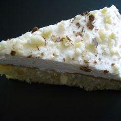 Macadamia Vanilla Cake