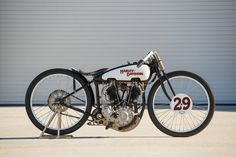 Click this image to show the full-size version. Flat Track Motorcycle, Tracker Motorcycle, Bobber Motorcycle, Motorcycle Design, Vintage Bikes, Vintage Motorcycles, Custom Motorcycles, Concept Motorcycles, Racing Motorcycles