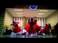 Ministério de Dança Louvor na Terra em Ação - Quando o Mundo Cai ao meu Redor - YouTube