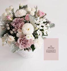 Flower table centrepiece, beautiful floral design