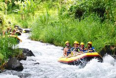 Bali rafting combine atv ride offers two activities that you can do in one day of your holiday. Combination of rafting and atv ride is very suitable because atv ride is one of the activity that can pump your adrenaline.