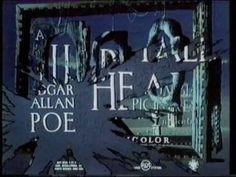 The Tell Tale Heart - 1953 by Edgar Allen Poe Narrator: James Mason Musi. High School Literature, American Literature, Edgar Allen Poe, Edgar Allan, Text Feature Anchor Chart, The Tell Tale Heart, Teaching Secondary, Thematic Units, Teaching Reading