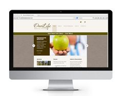 OneLife Medical Center website, designed and developed by The Savvy Socialista.