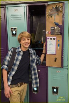 Jace Norman Takes JJJ Behind-the-Scenes of 'Henry Danger'! Jason Norman, Henry Danger Jace Norman, Norman Love, Jace Norman Snapchat, Henry Danger Nickelodeon, Ella Anderson, Our Little Sister, Most Popular Cartoons, Kitty