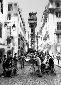 IN THE HEART OF LISBON