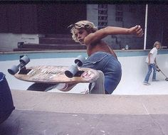 Jay Adams, known for pioneering the sport of skateboarding, died Thursday of a heart attack. | Legendary Skateboarder Jay Adams Is Dead At 53