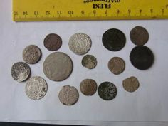 Many Medieval European Coins - http://coins.goshoppins.com/medieval-coins/many-medieval-european-coins/