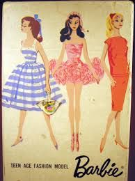 Image result for vintage barbie