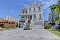 Residential property for sale in Kure Beach,NC (MLS Learn more from The Keith Beatty Team. Community offers Ocean Front parking lot with gazebo and bathrooms. Kure Beach Nc, Beach Houses For Sale, Property For Sale, Gazebo, Mansions, House Styles, Home Decor, Kiosk, Decoration Home