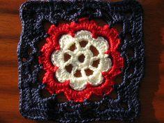 Ravelry: Project Gallery for 200 Crochet Blocks pattern by Jan Eaton