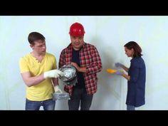 Как сделать на стене барельеф в виде веточек - YouTube