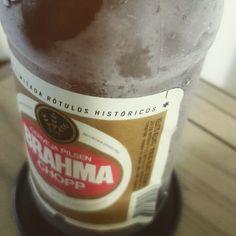 #brahma #cerveja #beer #bier #cerveza #birra #mofada #rotulohistorico