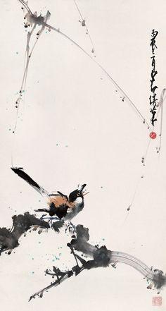 趙少昂 Zhao Shao-ang (1905~1998) , China