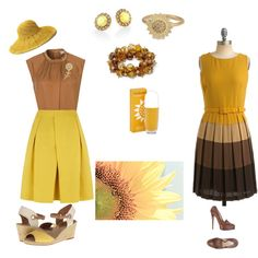 Floral Collection: Sunflowers