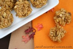 Pumpkin No Bake Cookies | Tasty Kitchen: A Happy Recipe Community!