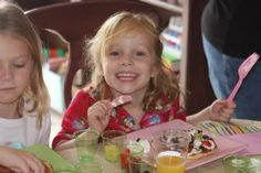 How to throw a kick-ass (pancakes and pajamas) birthday party