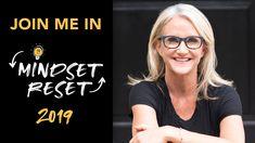 Mindset Reset With Mel Robbins